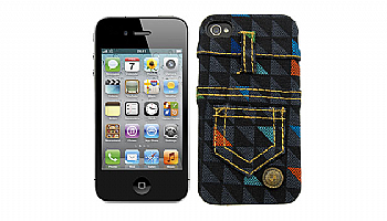 Capa iPhone JEANS XADREZ