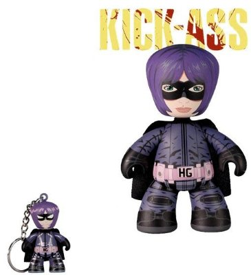 Chaveiro KICK ASS HIT GIRL