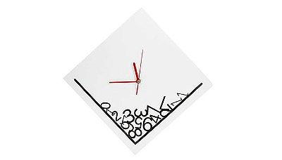 Relógio de Parede NÚMEROS CAÍDOS
