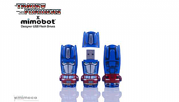 Pen Drive Mimoco Transformers Optimus Prime 8GB