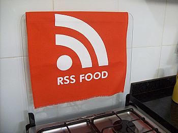 Toalha RSS Food