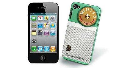 Capa iPhone 4/4S Rádio