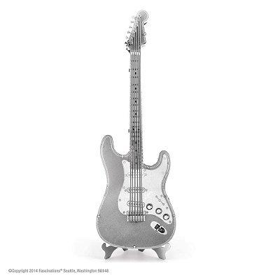 Mini Réplica de Montar Guitarra