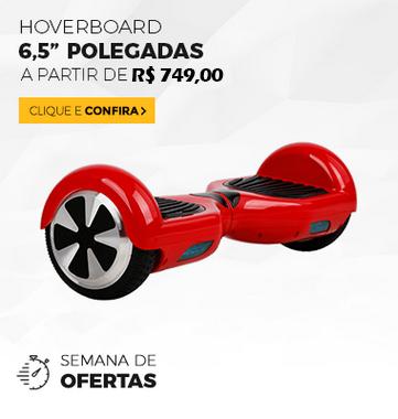 Hoverboard 6,5 Polegadas