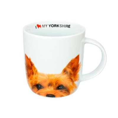 Caneca i love my yorkshire