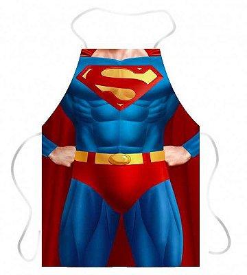Avental super-homem COM DEFEITO