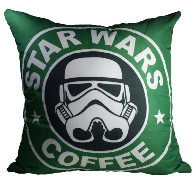 Almofada Star Wars Coffee