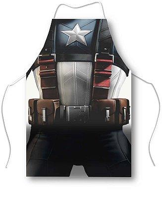 Avental Capitão América