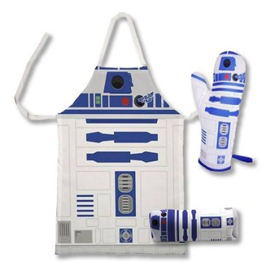 Kit divertido Bipbipb R2-D2