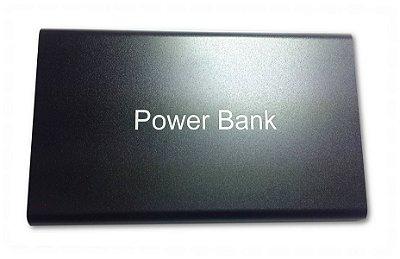 Carregador portátil PowerBank Pingan preto