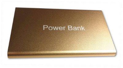 Carregador portátil Powerbank Pingan cobre