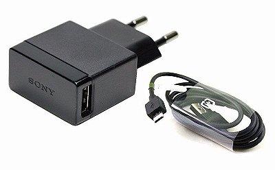 Fonte carregador Sony USB 5V