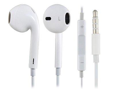 Fone de ouvido Apple iPhone 4 5 6 e iPad 2 3 4