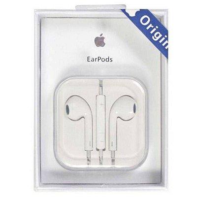 Fone de ouvido Earpods branco