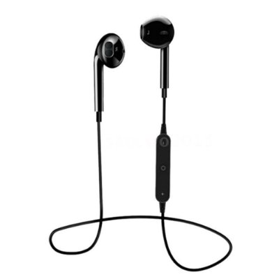 Fone de ouvido Earpods Wireless preto – Apple
