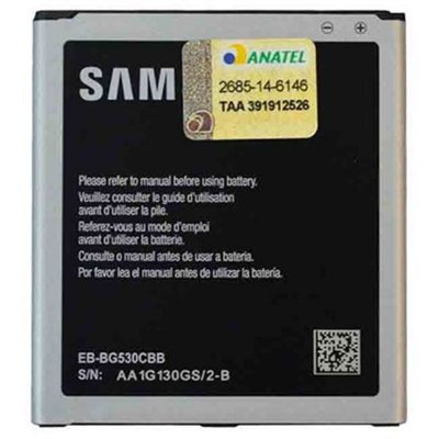 Bateria Samsung Galaxy J5 G530 Eb-bg530cbe j500