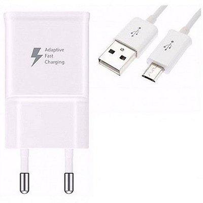 Carregador para celular Samsung 5V - Micro USB