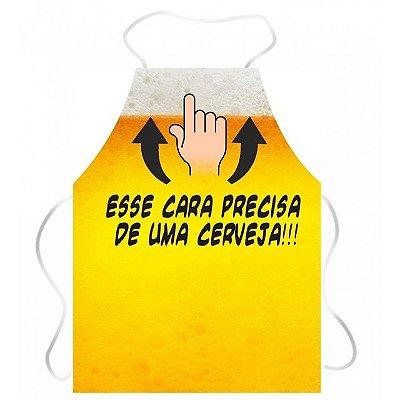 Avental cerveja