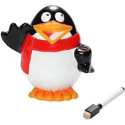 Cofre Pinguim Feliz