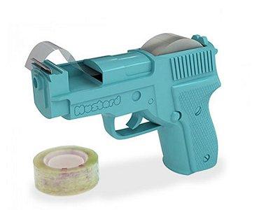 Porta durex pistola
