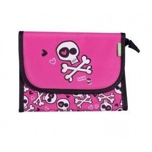 Necessaire carteira love punk