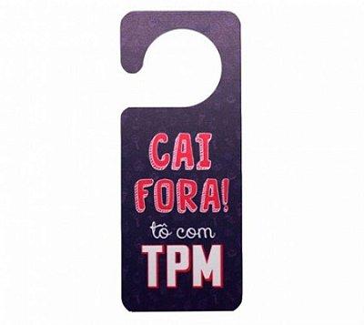 Aviso de porta TPM