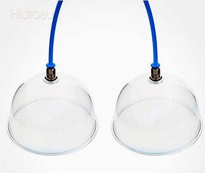 Ventosa Pump Glúteos 16cm