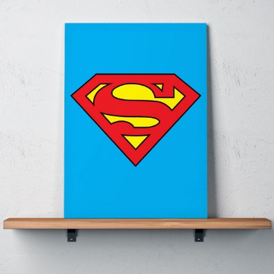 Quadro Super-Homem