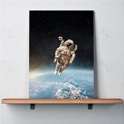 Quadro Astronauta Espaço