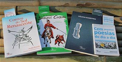Pacote Telucazu Edições - 4 livros