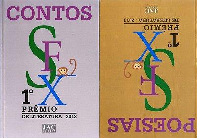 1.º Prêmio SFX de Literartura - Volume único de capa dupla