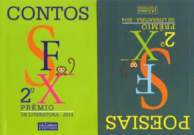 2.º Prêmio SFX de Literatura - Volume único com duas capas
