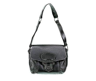 Bolsa Mini Bag Valentine Preta