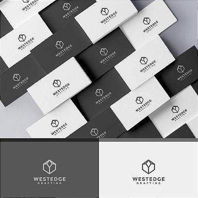 Criação de Logotipo, Design do Cartão de Visita, Envelope, Papel Timbrado e Capa do FaceBook