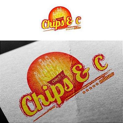 criação de logomarca para restaurante