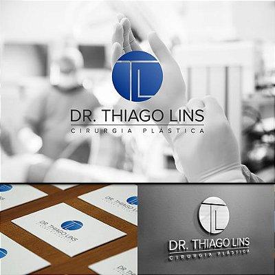 Criação de Logotipo + Cartão de visita + Papel Timbrado e Site Empresarial