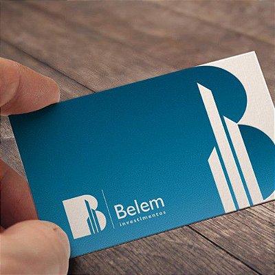 Criação de Logotipo, Cartão de Visita, Papel Timbrado e Pasta