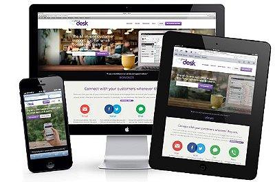 Criação de Site com Vendas + Logotipo para Empresa