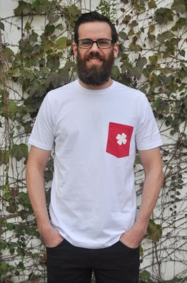 Camiseta Masculina Lucky Man