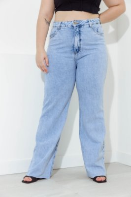 Calça Jeans WIDE LEG Juliana