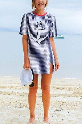 Maxi Camiseta Marinheiro