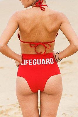 Calcinha Biquíni Hot Pants Lifeguard