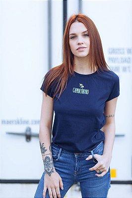 Camiseta Feminina Signo Capricórnio