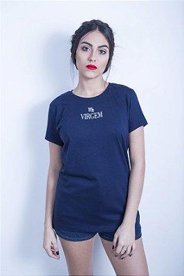 Camiseta Feminina Signo Virgem