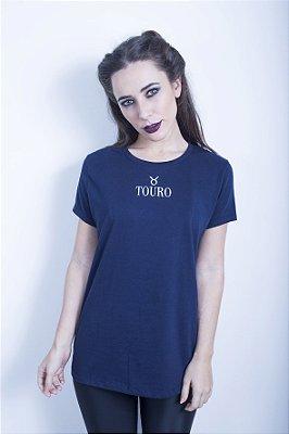 Camiseta Feminina Signo Touro