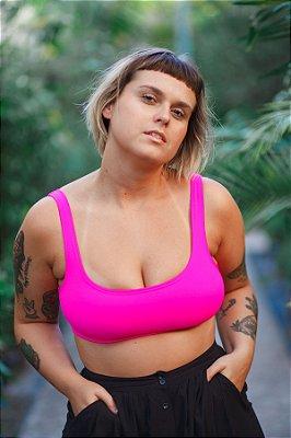 Top Milão Pink