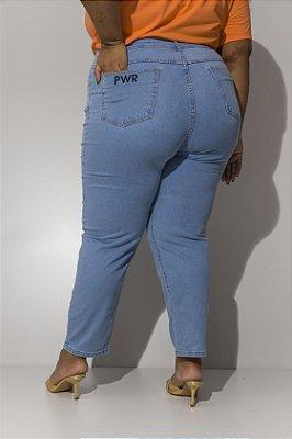 Calça Jeans Skinny com Elastano Dulce