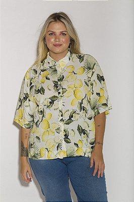 Camisa Viscose Limões