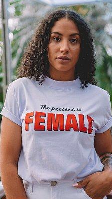 Camiseta Feminina Female Lavanda