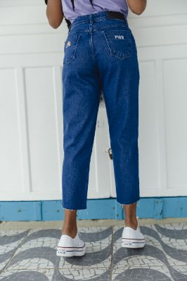 Calça Mom Jeans Eco Cycle Jéssica